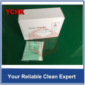 Medical Disposables Knitted Polyester Swab Applicator For Saliva Collecting In Saliva Swab Drug Test pictures & photos