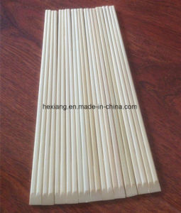 Disposable Twin Mao Bamboo Chopstick with Paper pictures & photos