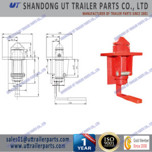 210X180 Container Twistlock for Trailer and Truck pictures & photos