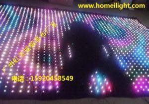 RGB / LED Video Curtain DJ Flexible P20, P18cm, P10cm, P12cm, P9cm, P8cm. P5cm pictures & photos