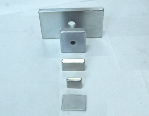 Square Samarium Cobalt Magnets