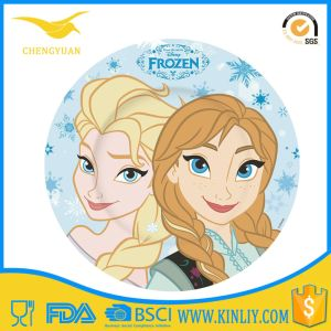 China Frozen 3 Piece Kids Ceramic Salad Dinnerware Dinner Set pictures & photos