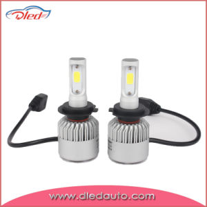 2016 Factory Price COB LED Headlight 12~32V for Cars, Trucks, Motorcycles and So on pictures & photos