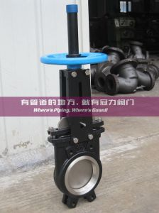 Wafer Stainless Steel Knife Gate Valve pictures & photos