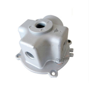 Fully Machined Precision Casting Motorcycle Part pictures & photos