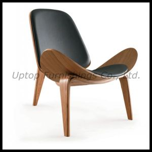 Replica Hans Wegner Shell Plywood Chair (SP-BC468) pictures & photos