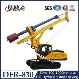 Dfr-830 Auger Drilling Rig for Rotary Piling pictures & photos