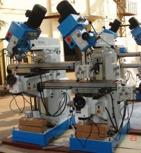 High Quality Drilling & Milling Machine with Ce (ZX6350C) pictures & photos