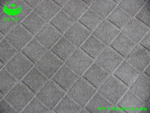 Embossing Sofa Fabric and Furniture Covering (BS2128) pictures & photos