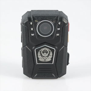 Security Surveillance Portable HD Poloce Body Camera with WiFi Option pictures & photos