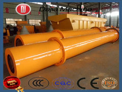 High Quality Animal Manure Rotary Dryer pictures & photos