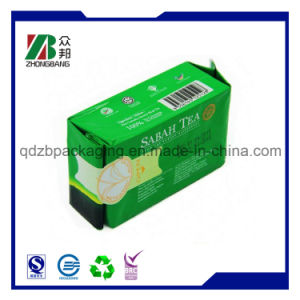 Wholesale Side Gusset Plastic Tea Packaging Bags pictures & photos