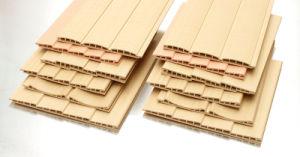PP PE Wood Plastic Floor Extrusion Extruder Machine pictures & photos