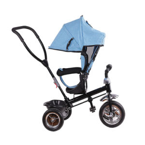 Baby Tricycle with Anti-UV Canopy From Tianshun Factory pictures & photos