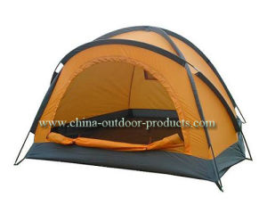 3 Persons 190t Polyester Outdoor Camping Tent (ETA01103) pictures & photos