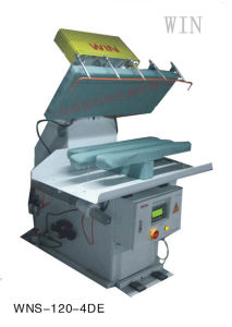 High Efficiency Suit Computer Control Suit Press Machine (Three Sleeves) with Super Ironing Effect