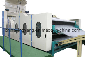 Yysl-II C2d2 Non Woven Carding Machinery pictures & photos