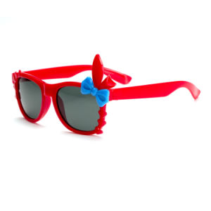 Wholesale High Quality Lovely Rabbit Style Sunglasses for Kids