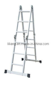 Multi-Functional Ladder Ladder (8 Steps) (SM-CLA402) pictures & photos