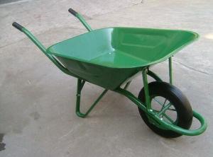 Green Colour Wheel Barrow Wb6400 pictures & photos
