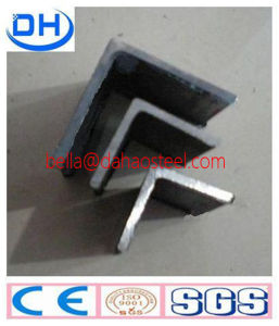 Galvanized Steel Angle Bar (A36 Q235B Q235 Q345 SS400) pictures & photos