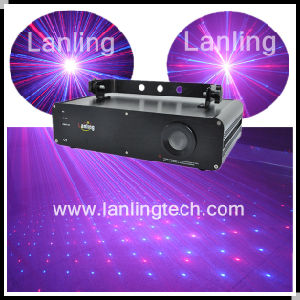Moving Head Twinkling Stage Laser Light (L6283RB) pictures & photos