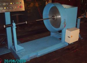 China Wire Cable Tape Concentrical Tapping Machine Ctw C