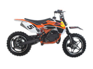 Most Beautiful Dirt Bike (SN-GS383)