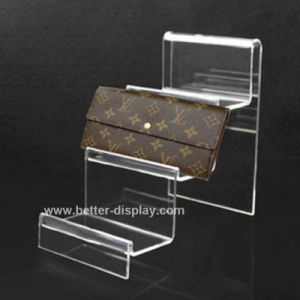 Wallet Handbag Display Rack Stand Wholesale Btr-G2002-1 pictures & photos