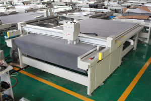Sharp Box Cutting Machine Dcz50 pictures & photos