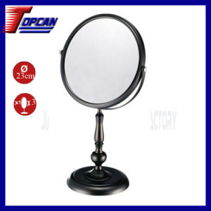 Big Large Decorative Double Side Cosmetic Standing Mirror