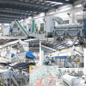 Pet Recycling Line/ Pet Washing Line/ Pet Bottle Recycling Line/ Pet Recycling/ Pet Washing and Recycling Line/ Pet Flake Washing Line 500-6000kg/H pictures & photos