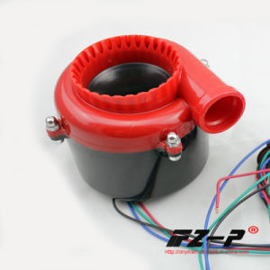 Fake Dump Valve Turbo Blow off Valve Sound Red Black