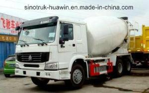 Sinotruk 6*4 Le Camion Malaxeur Concrete Transit Mixer pictures & photos