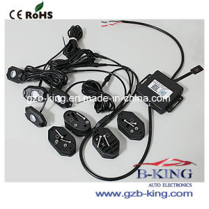 RGB High Power LED Car Rock Light Control by Cellphone pictures & photos