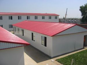 Steel Structure Workshop Prefabricated House/Steel Structure Warehouse/Container House (XGZ-275) pictures & photos