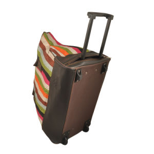 Fashion Design Wheel Trolley Luggage Travel Carrying Bag pictures & photos