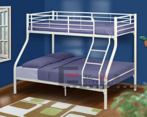 Hot Sale Steel Twin Bunk Bed for Student Dormitory pictures & photos