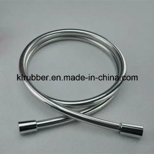 Double-Lock PVC Shower Hose for Water Heater pictures & photos