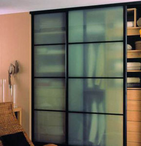 New Design Fashion Low Price Decorative Door Acid Etched Glass pictures & photos