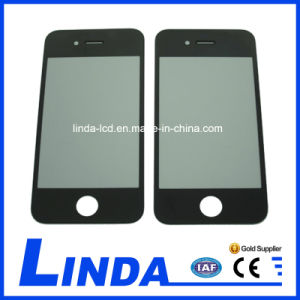 Mobile Phone Glass for iPhone 4S Glass Lens pictures & photos