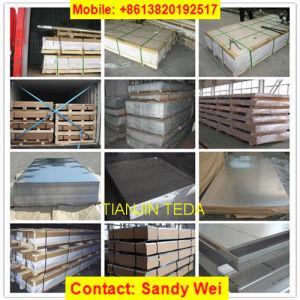 1050 H14 Aluminum Sheet 1100 pictures & photos