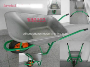 Russa Good Quality Farming, Construction and Industrial Wheel Barrow (Wb6223)