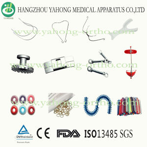 Dental Orthodontic Chin Cup with CE ISO FDA pictures & photos