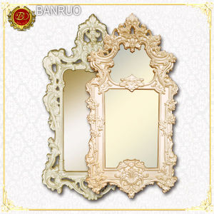 Polyurethane Mirror Frame (PUJK06-Y) with High Quality pictures & photos