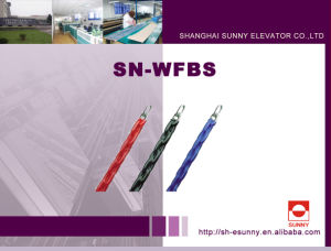 Plastic-Wrapped Elevator Balance Compensating Chain (SN-WFBS) pictures & photos