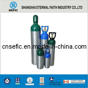 High Pressure Aluminum O2 Cylinder Suppier (MT-2/4-2.0) pictures & photos