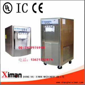 2015 New-Fashion Soft Serve Ice Cream Machine with Ss 201 Body pictures & photos