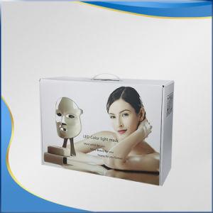 New Red Blue Green 3 Color LED Light PDT Skin Rejuvenation Facial Mask pictures & photos
