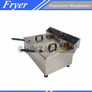 Popular 20L Electric Deep Fryer (DZL-20B) pictures & photos